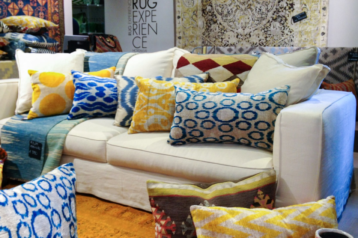 Mordakhai home complementi d 39 arredo mordakhai tappeti for Complementi arredo bologna